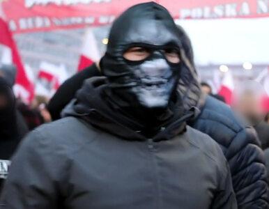 """Dziennikarka """"Wyborczej"""" zaatakowana w czasie Marszu Niepodległości...."""