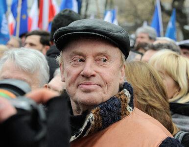 Olbrychski o Macierewiczu: Wydaje mi się postacią bardzo negatywną,...