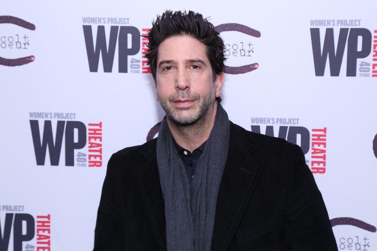 David Schwimmer w 2019 roku