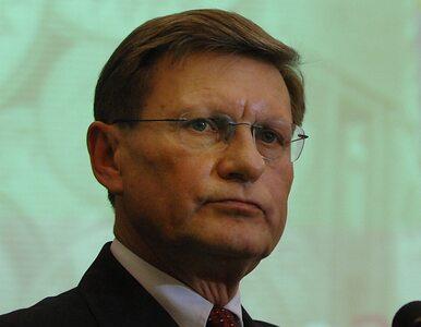 Balcerowicz: Największym zagrożeniem dla gospodarki są fanatyczni i...