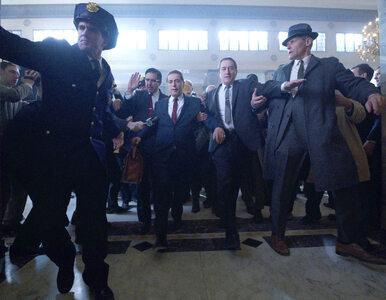 """Netflix pokazał zwiastun filmu """"Irlandczyk"""" Martina Scorsese. W rolach..."""