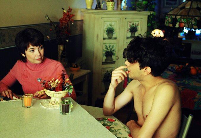 """kadr zfilmu """"Zabiłem moją matkę"""" (2009)"""