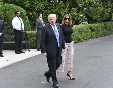 Donald Trump już w Warszawie. Air Force One wylądował na lotnisku Chopina