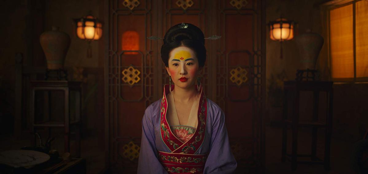 """Kadr z filmu """"Mulan"""" (2020)"""