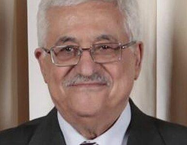 Abbas: nie będę wybierał między Hamasem a Izraelem