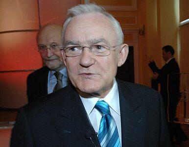 Miller: Sikorski nie ma szans na objęcie stanowiska szefa unijnej...