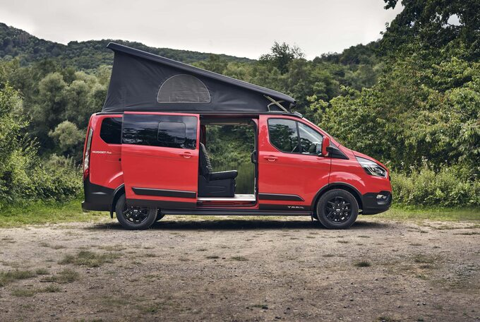 Ford Transit Custom Nugget Active/Trail