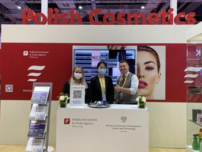 Polskie firmy natargach China International Import Export