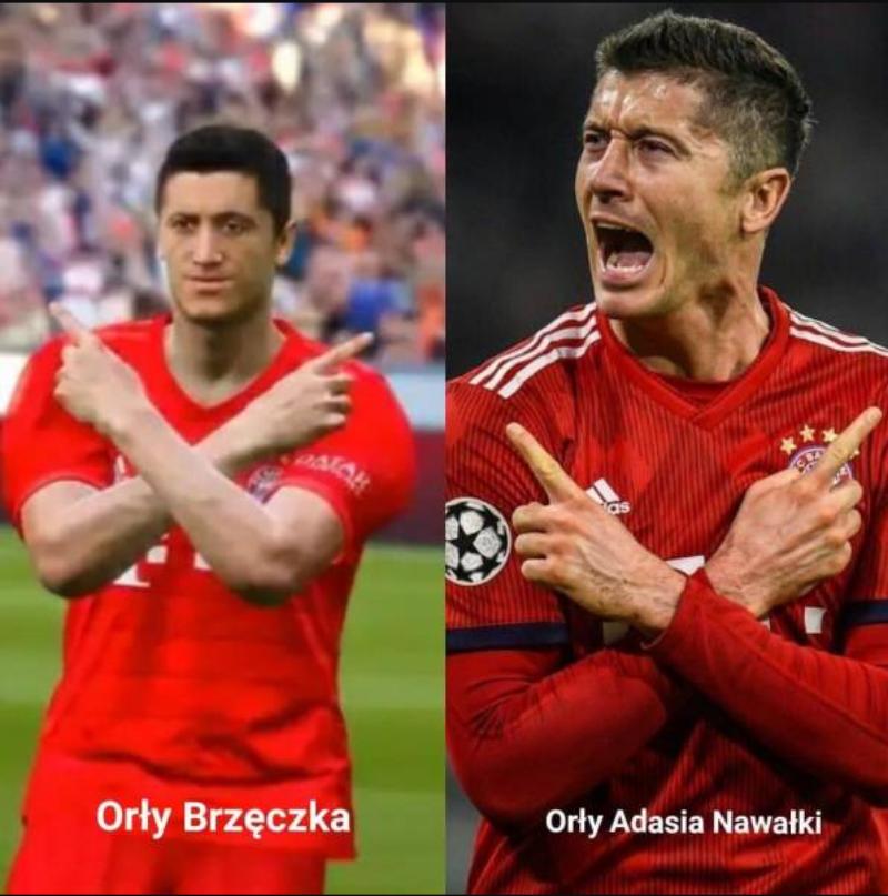 Mem po meczu Polski z Bośnią i Hercegowiną