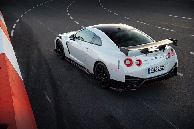 Nissan GT-R Nismo MY 2020