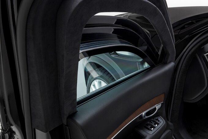 Volvo XC90 wwersji opancerzonej