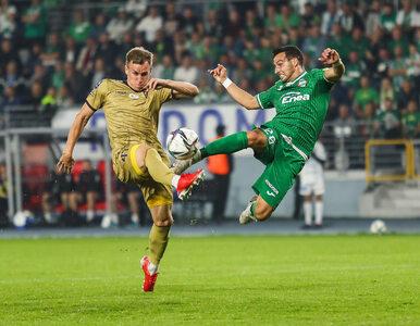 Radomiak uratował remis. Wspaniały gol Leandro w końcówce spotkania z...