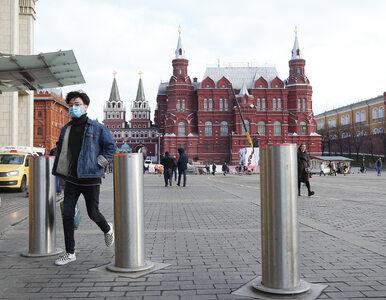 Rosja. Znaczny skok liczby zakażeń koronawirusem