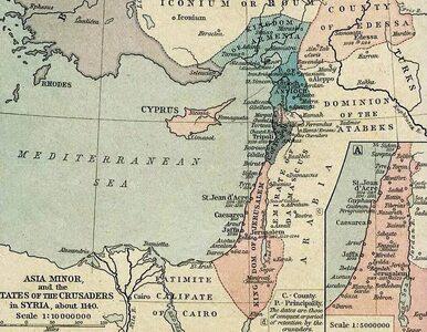 Niezwykłe państwo z przeszłości. Kto rządził Królestwem Jerozolimskim?