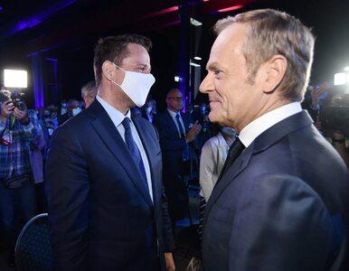 Donald Tusk szefem PO. Rafał Trzaskowski zabrał głos