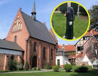 Figura św. siostry Faustyny straciła głowę. Wszczęto śledztwo