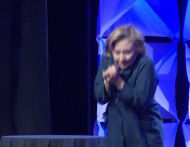 """Hillary Clinton zaatakowana butem. """"Czy to był nietoperz?"""""""