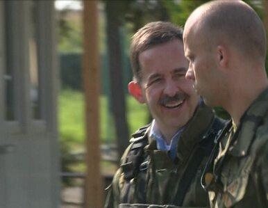 """Ambasador USA skoczył ze spadochronem. """"Fantastyczne!"""""""