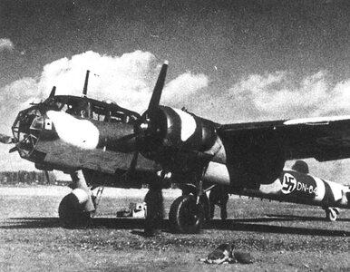 Anglicy wyłowią z morza jeden z bombowców Hiltera
