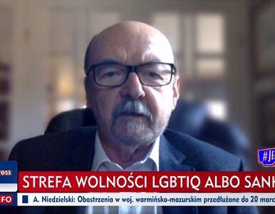 """Dziś w PE debata o ogłoszeniu UE """"strefą wolności LGBTIQ"""". Legutko:..."""