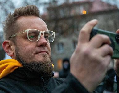 Protest przedsiębiorców. Paweł Tanajno zatrzymany