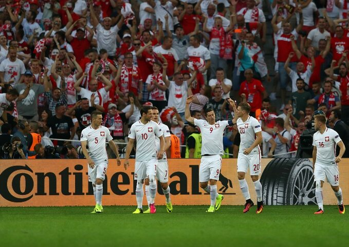 Mecz Polska-Portugalia