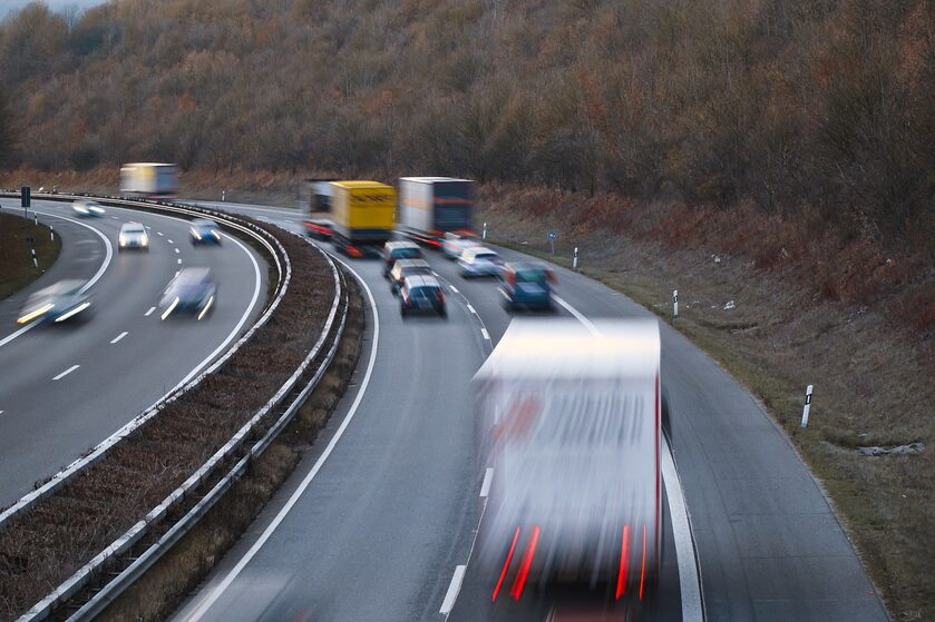 Autostrada, zdjęcie ilustracyjune