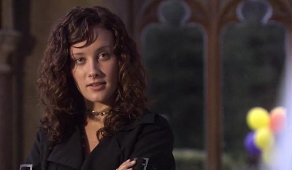 "April Pearson jako Michelle Richardson w serialu ""Skins"""