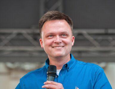 Wybory prezydenckie. Janina Ochojska poparła Szymona Hołownię