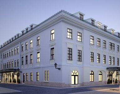 Hilton z hotelem na krakowskim Starym Mieście
