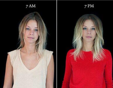 Ci sami ludzie, różne pory dnia. Jak zmienia się nasz wygląd?