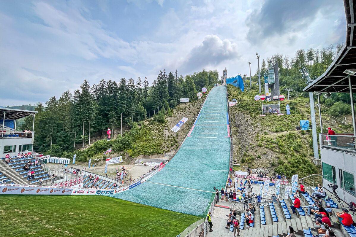 Niedzielne zawody Letniego Grand Prix w Wiśle