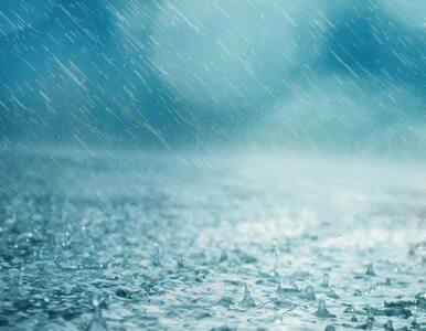 Pogoda na dziś. Deszcz w całym kraju, wydano ostrzeżenia