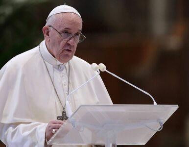 Papież Franciszek o whisky: To prawdziwa woda święcona