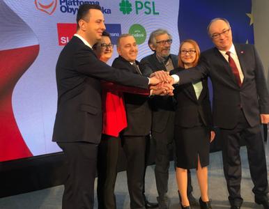 Sondaż przed wyborami do PE: Koalicja Europejska pokonuje PiS