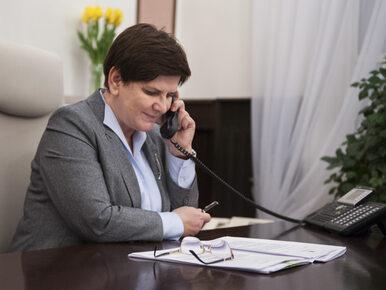 Theresa May zadzwoniła do Beaty Szydło. Wiemy, o czym rozmawiały szefowe...
