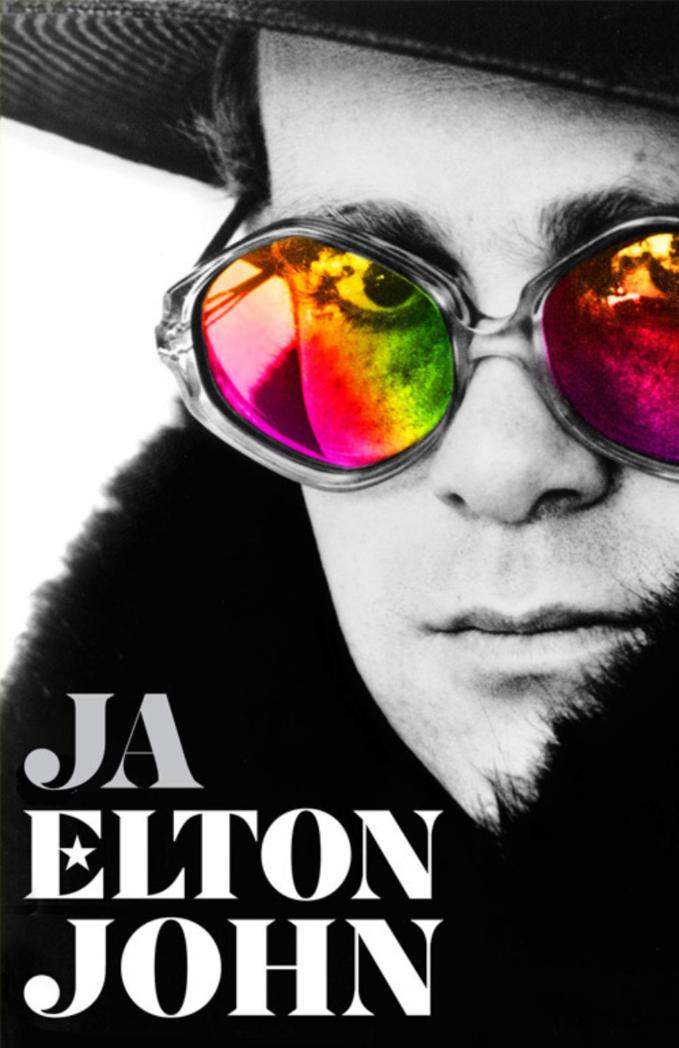 """""""Ja. Pierwsza ijedyna autobiografia Eltona Johna"""""""