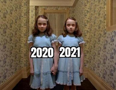 Rok 2021 będzie gorszy niż 2020? Memy po jednym tygodniu mówią nam wiele