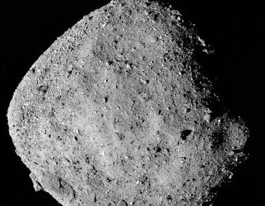 NASA pochwaliła się odkryciem. Na asteroidzie znaleziono wodę