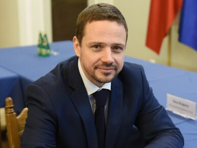 Rafał Trzaskowski następcą Jacka Saryusz-Wolskiego