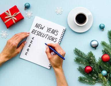 Dlaczego nie wychodzą nam noworoczne postanowienia? Jak to zmienić?