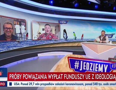 Jakimowicz wychwala Rachonia: Fajnie się Michał ożywiasz. Walczysz o...