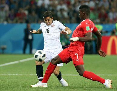 Emocje w końcówce i remis Szwajcarii z Kostaryką. Helweci zagrają w 1/8...