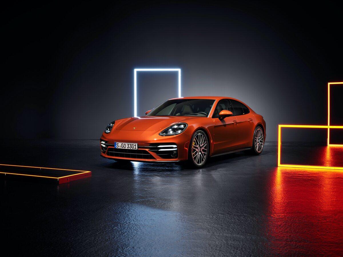 Nowe Porsche Panamera