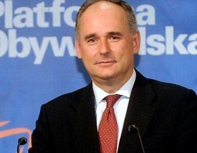 Poseł PO: Wykluczenie Rosji z WTO nie byłoby dobre dla nikogo