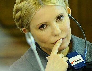 Antykorupcyjny projekt Tymoszenko odrzucony