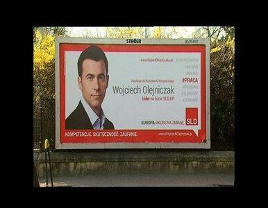 """""""To zdjęcie komunijne Olejniczaka. Tylko gromnica mu wypadła"""""""