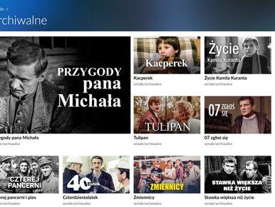 """TVP sięga głęboko do PRL i zaskakuje widzów. """"Netflix w odstawkę"""""""
