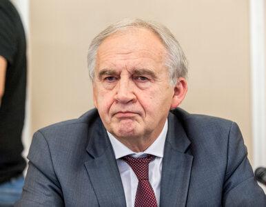 Były minister zdrowia przeszedł udar. Teraz apeluje do Polaków