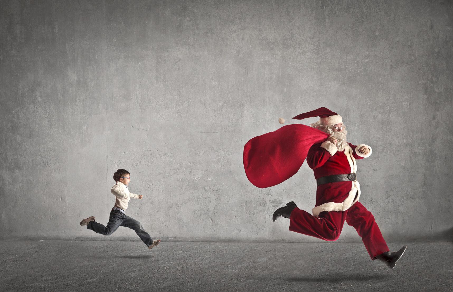 Tradycyjny bieg Mikołajów odbywa się w...